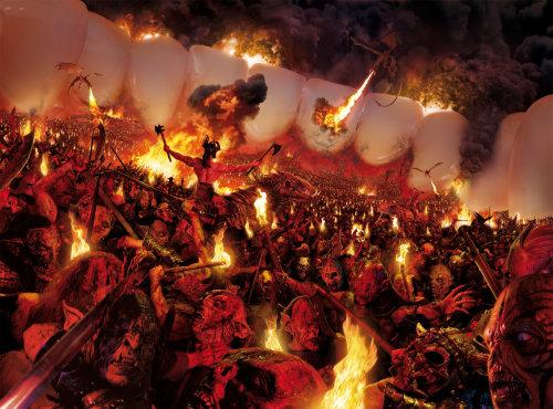 Battle Hell Monster