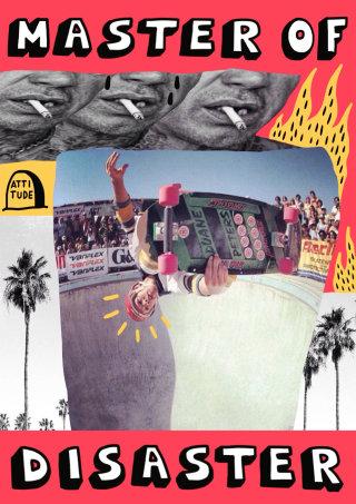 Skateboarding, punk, California