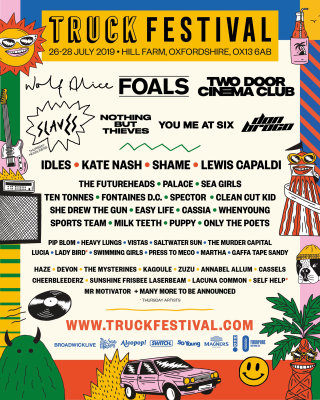 festival, poster, rebrand, bands