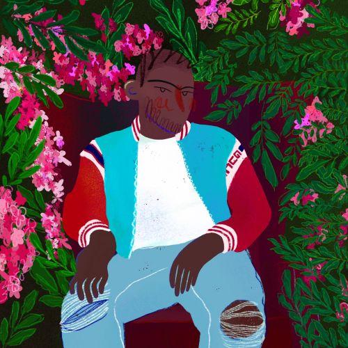 David Orobosa Omoregie digitla painting