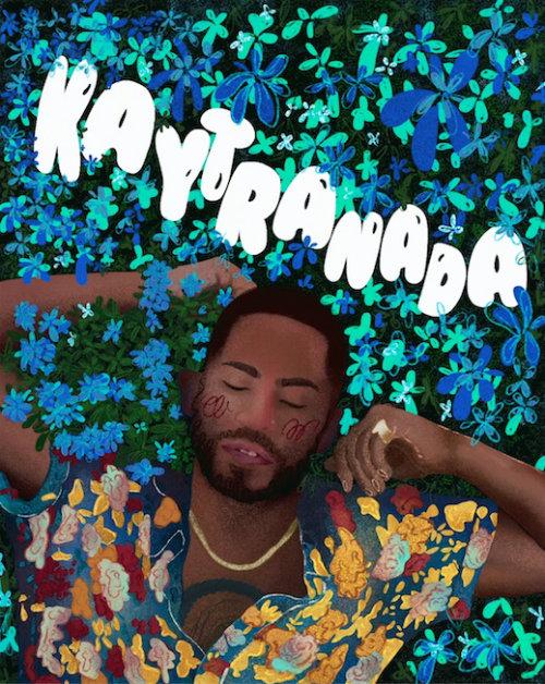 Portrait de DJ canadien Kaytranada