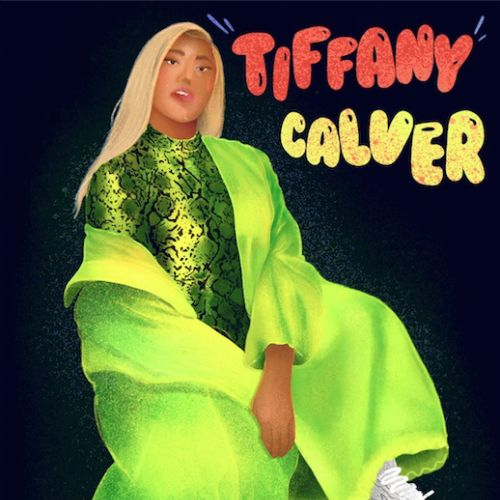 Tiffany Calver digital drawing