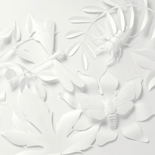 insectes d'art de papier