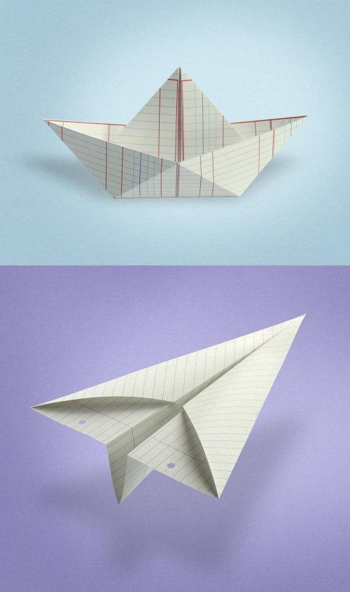 origami transport