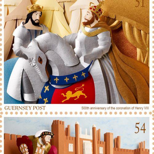 History, 500th anniversary of coronation
