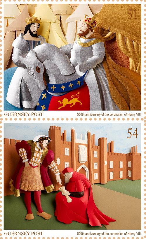 Histoire, 500e anniversaire du couronnement