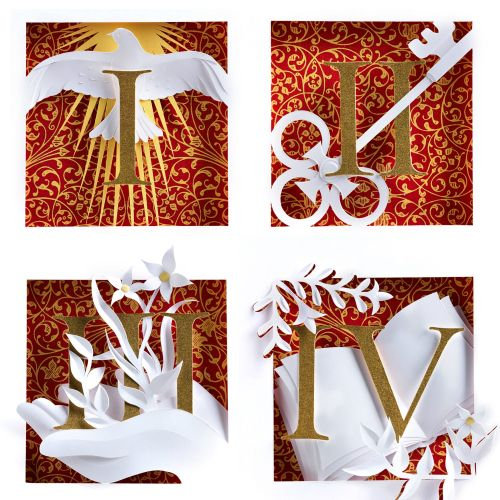 decorative lettering