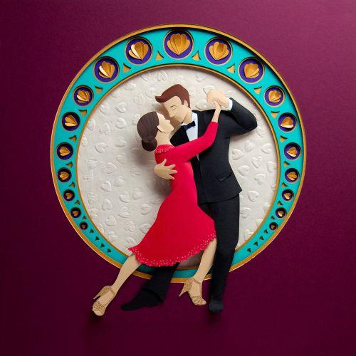 Lifestyle ballroom dancers