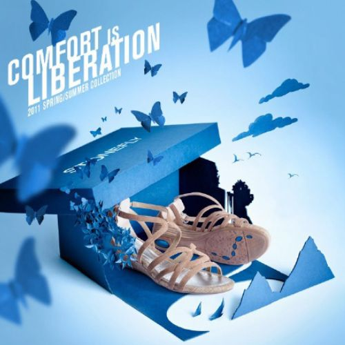 Footwear Fashion Illustration