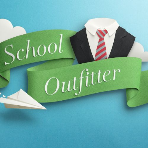M/S School Outfitter Paper Craft