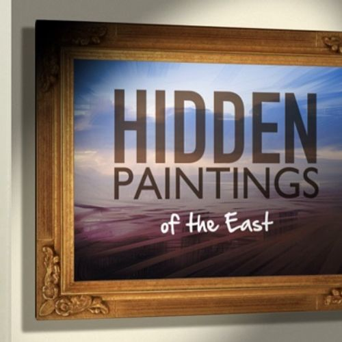 BBC hidden paintings Animation
