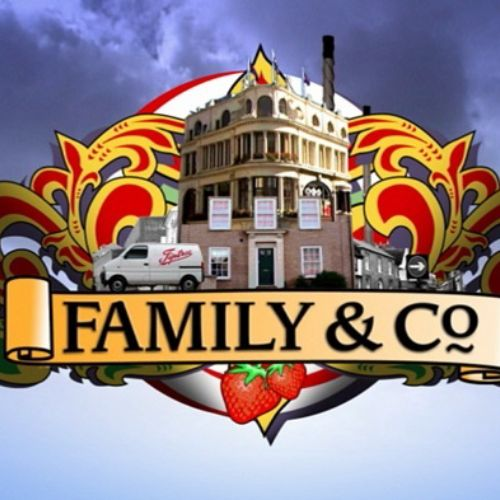Family & co title animation
