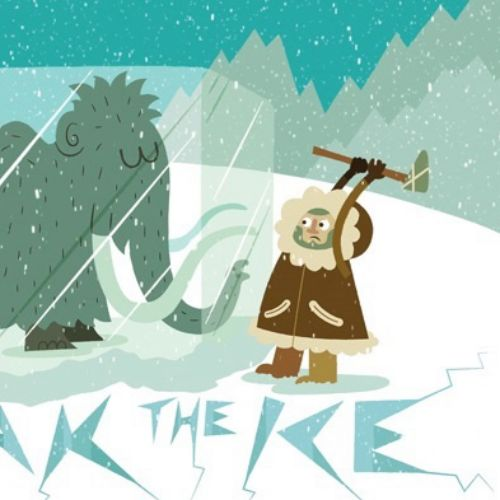 Break the ice cambride english animation