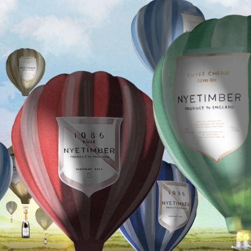 Taking Flight: Nyetimber
