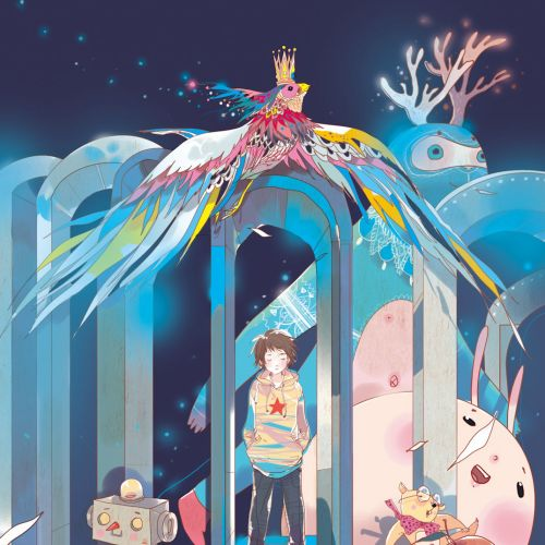 Fantasy ilustration