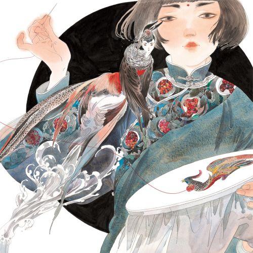 Gen Decorative Illustrator