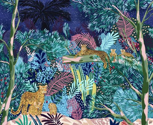 Moonlight Jungle
