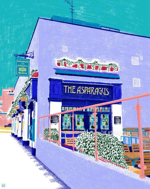The Asparagus