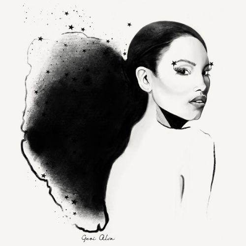 Geri Alva Novos Talentos Illustrator from Canada