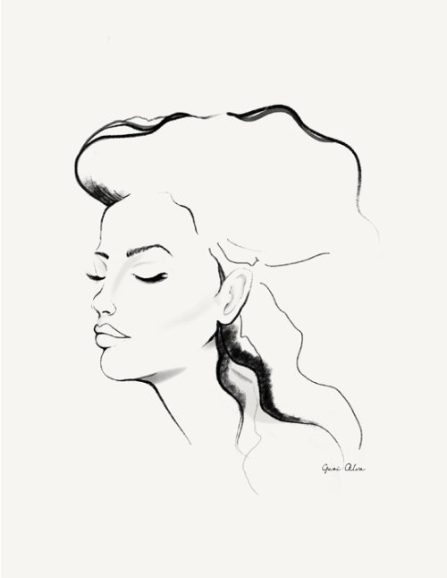 fashion, fashion illustrations, fashion editorial illustrations, beauty, coloured girl, black lives