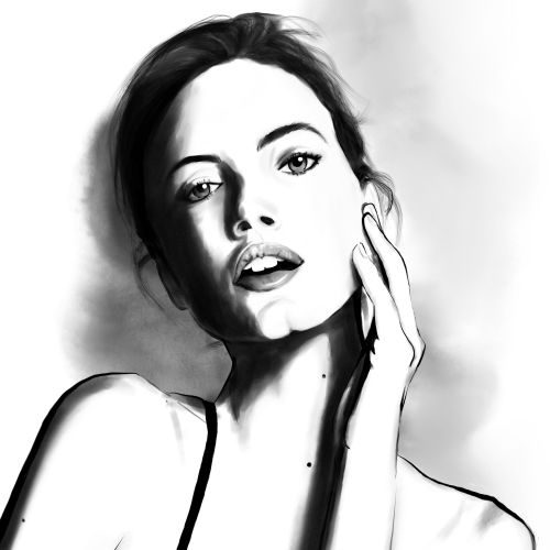 fashion, fashion illustrations, fashion editorial illustrations, editorial column illustration, beau