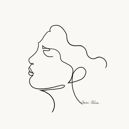 fashion, fashion illustrations, beauty, proud lady, black lives matter, black woman, black woman ill