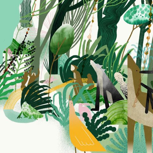 Gina Rosas Animals Illustrator from Germany