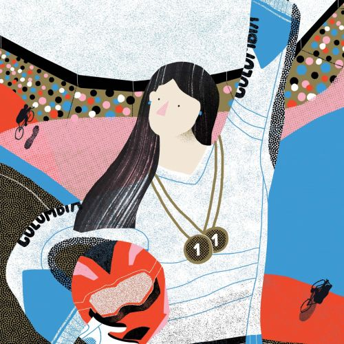 Gina Rosas People Illustrator from Germany
