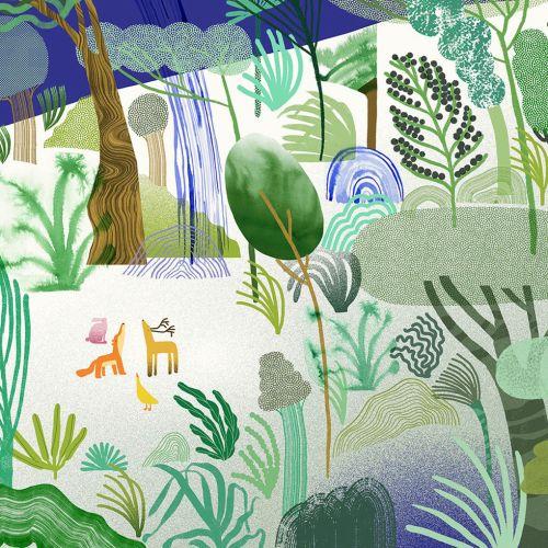 Gina Rosas Animals Illustrator from Germany