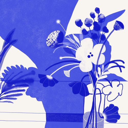 Gina Rosas Decorative Illustrator from Germany