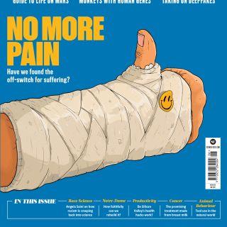 Science focus magazine cover