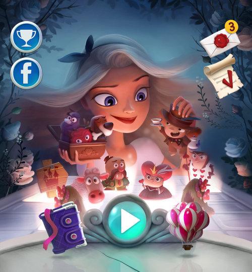 Digital Art for Mobile Game