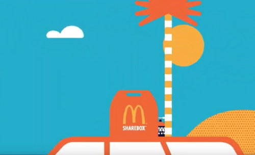 Clip d'animation de MCDonald par Greg Straight
