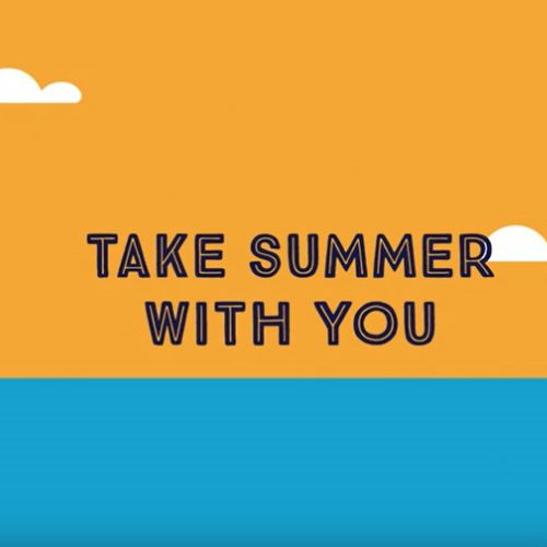 Take summer with you by Mcdonald Animation