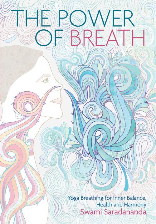 Lettering Graphic The power of breath