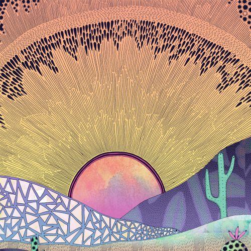Decorative Sunset dreams