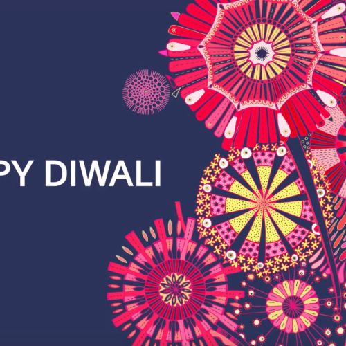Animation Happy Diwali