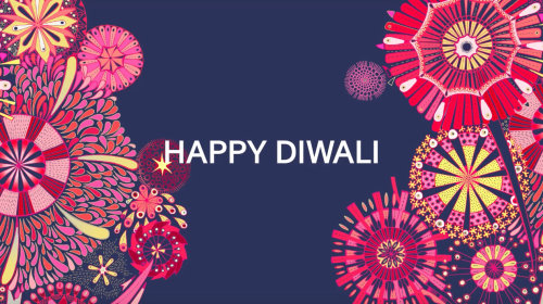 Animation Happy Diwali
