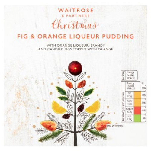 Waitrose Decorativo de Natal