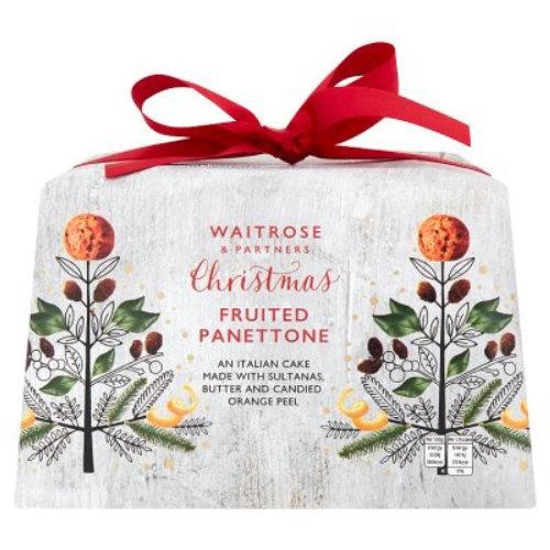 Produit Waitrose Christmas