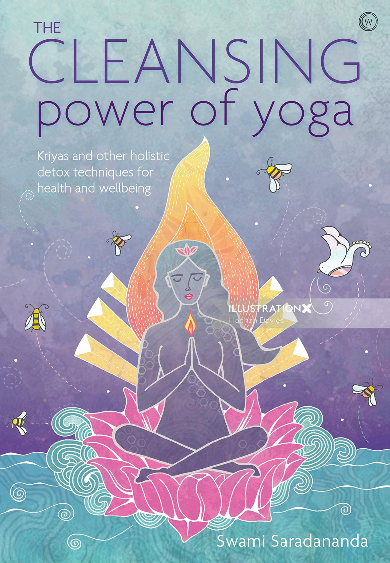 Graphic The cleansing power of yoga