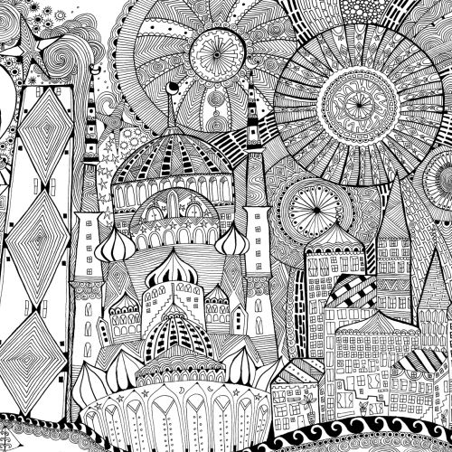Hannah Davies Maps Illustrator from  South Wales