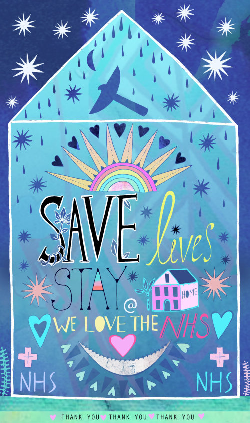 Editorial save lives stay @ home