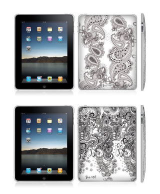 iphone covers illustration by Hannah Davies