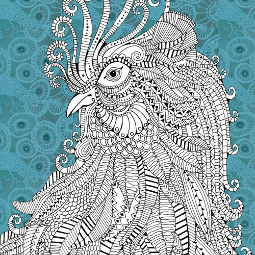Hannah Davies International decorative illustrator. UK