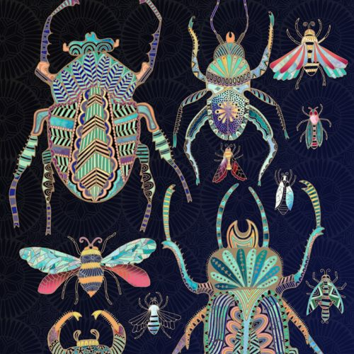 Animals Bugs design