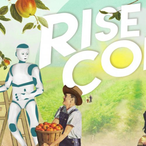 Rise of the cobot illustration