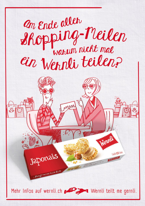 Ilustração de biscoito japonês