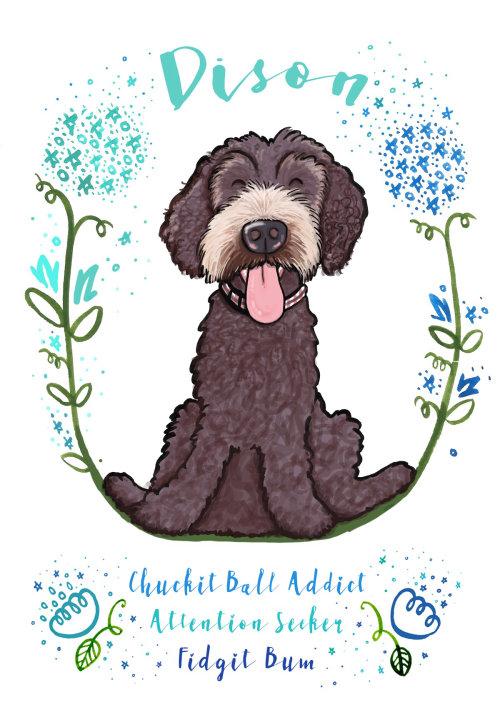 Cão | Coleção de ilustração animal