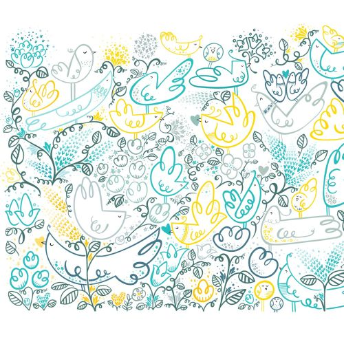 Helen Lang Decorative & Character line illustrator. London